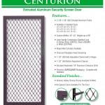 Aluminum Screen Doors