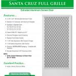 Aluminum Screen Doors Page 8