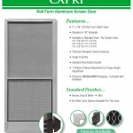 Aluminum Screen Doors Page 13