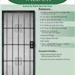 Security Screen Door catalog
