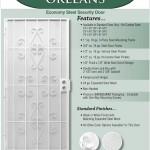 Security Screen Door catalog